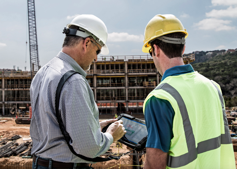 New technology in the construction industry altius for What does punch out mean in construction